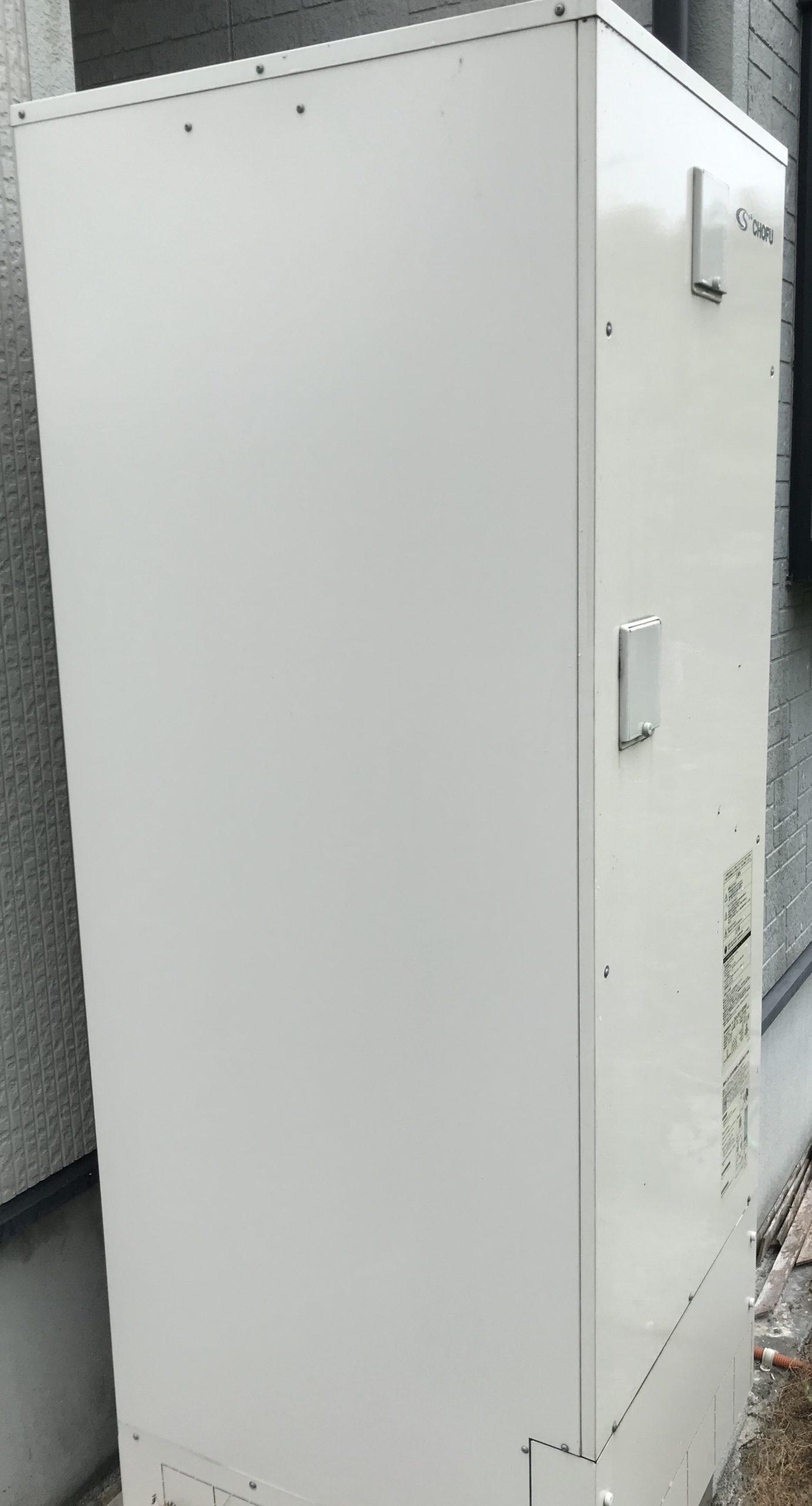 電気温水器 エラーE65