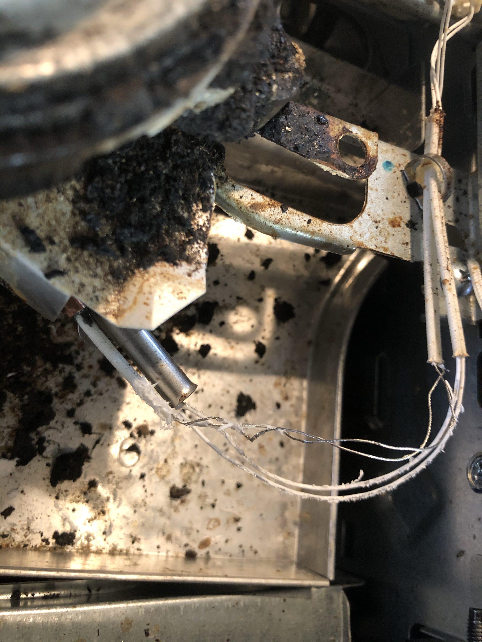 ガスコンロ修理😁